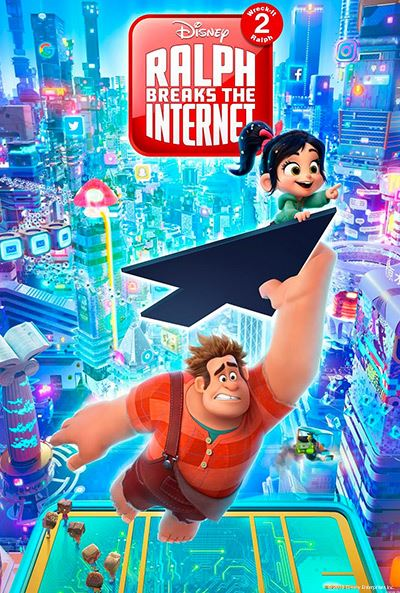 Ralph breaks the Internet photo